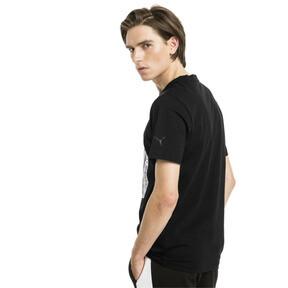 Imagen en miniatura 2 de Camiseta con escudo grande de hombre Ferrari, Puma Black, mediana
