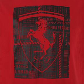 Thumbnail 10 of フェラーリ ビッグシールド Tシャツ, Rosso Corsa, medium-JPN