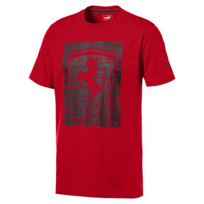 Ferrari Big Shield Herren T-Shirt