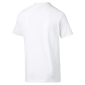 Thumbnail 3 of フェラーリ ビッグシールド Tシャツ, Puma White, medium-JPN