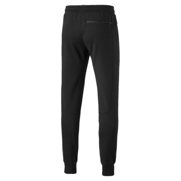 Ferrari joggingbroek voor mannen, Puma Black, large