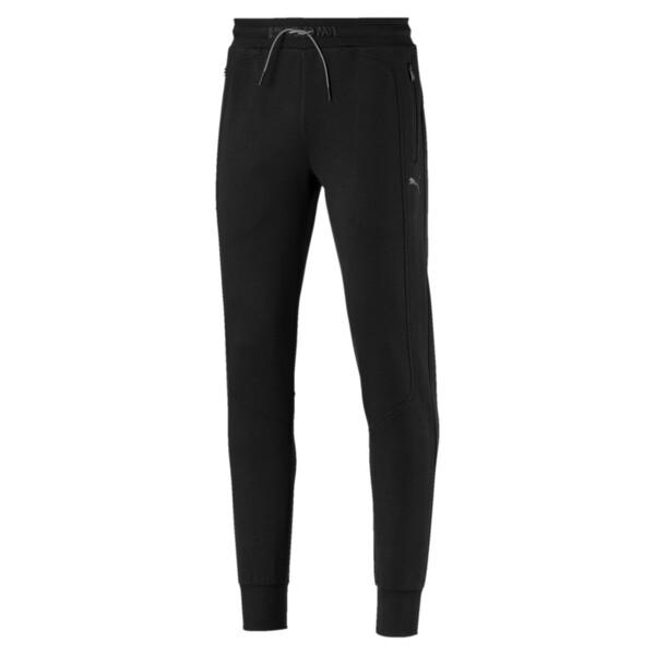Pantalones de chándal de hombre Ferrari, Puma Black, grande