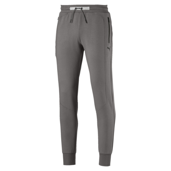 Ferrari joggingbroek voor mannen, Charcoal Gray, large