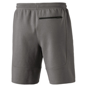 Thumbnail 2 of Ferrari Herren Joggingshorts gestrickt, Charcoal Gray, medium