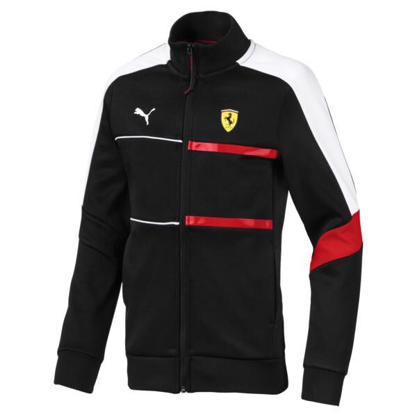 Ferrari T7 trainingsvest voor kinderen, Puma Black, large