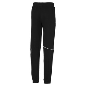 Thumbnail 2 of Scuderia Ferrari Boys' Sweatpants JR, Puma Black, medium