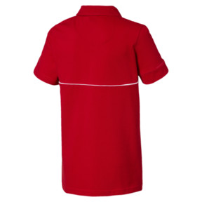 Thumbnail 2 of Scuderia Ferrari Kid's Polo, Rosso Corsa, medium