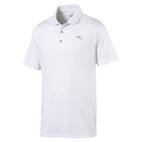 Thumbnail 4 of Polo de golf Rotation pour homme, Bright White, medium