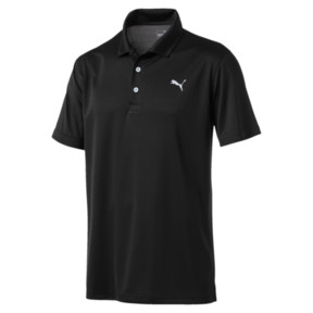 Thumbnail 4 of Polo de golf Rotation pour homme, Puma Black, medium