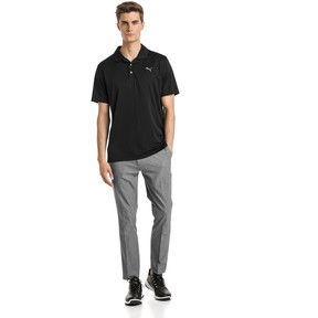 Thumbnail 3 of Polo de golf Rotation pour homme, Puma Black, medium