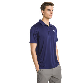 Thumbnail 1 of Rotation Men's Golf Polo, Peacoat, medium