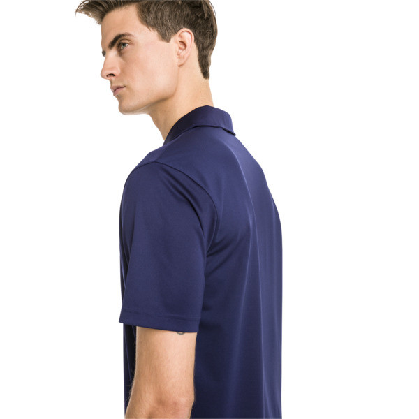 Rotation Men's Golf Polo, Peacoat, large