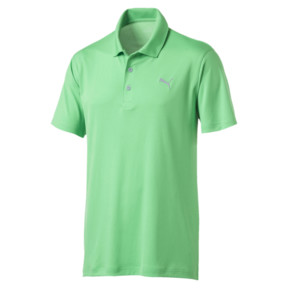 Thumbnail 4 of Rotation Men's Golf Polo, Irish Green, medium