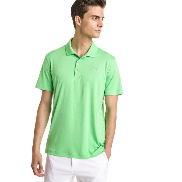 Rotation Men's Golf Polo, Irish Green, large