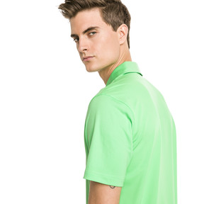 Thumbnail 2 of Rotation Men's Golf Polo, Irish Green, medium