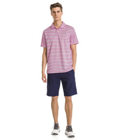 Thumbnail 3 of Polo de golf AlterKnit Prismatic pour homme, Pale Pink Heather, medium