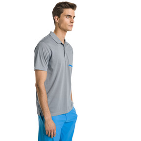 Thumbnail 1 of Polo de golf Faraday pour homme, Quarry, medium