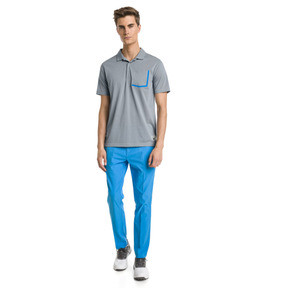 Thumbnail 3 of Polo de golf Faraday pour homme, Quarry, medium