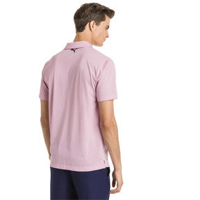 Thumbnail 2 of Faraday Men's Golf Polo, Pale Pink, medium