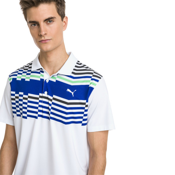Puma - Road Map Herren Golf Polo - 6