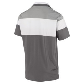 Thumbnail 5 of Polo de golf Nineties pour homme, Quarry, medium