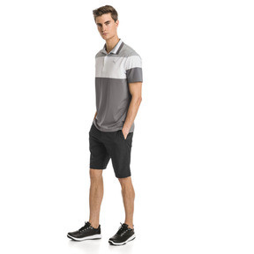 Thumbnail 3 of Polo de golf Nineties pour homme, Quarry, medium