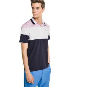 Thumbnail 1 of Polo de golf Nineties pour homme, Pale Pink, medium