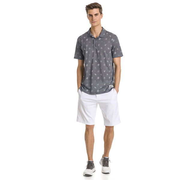 Verdant Men's Golf Polo, QUIET SHADE, large