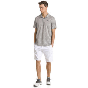 Thumbnail 3 of AlterKnit Palms Men's Golf Polo, Quarry, medium