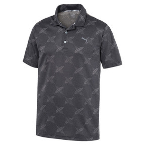 AlterKnit Palms Herren Golf Polo