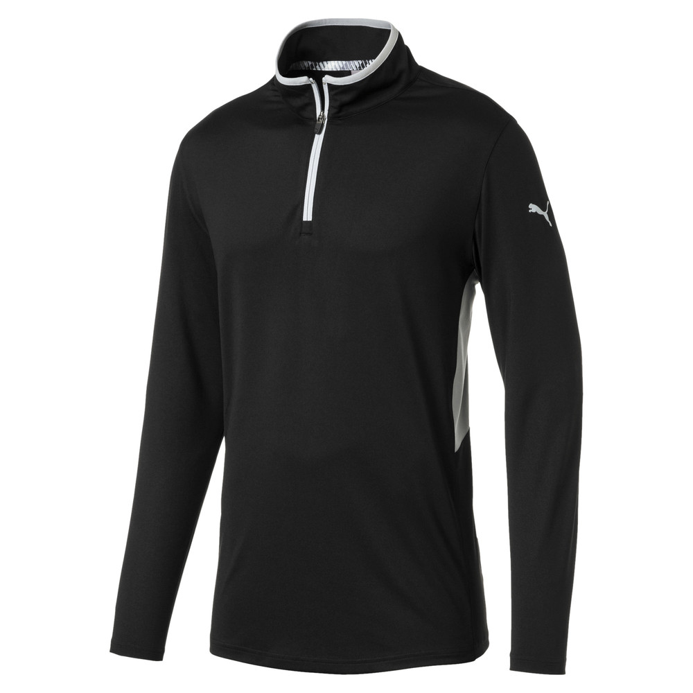 Image PUMA Rotation 1/4 Zip Men's Golf Pullover #1