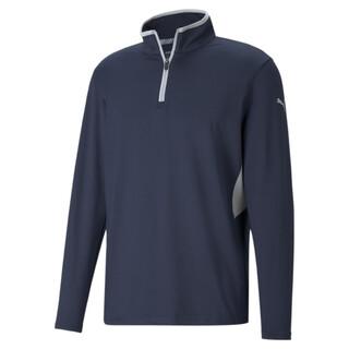 Image PUMA Rotation 1/4 Zip Men's Golf Pullover