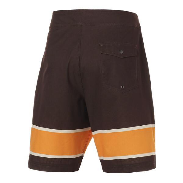 ゴルフ ハンテン ボードショーツ, Chocolate Brown, large-JPN
