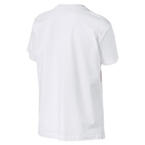 Thumbnail 4 van T-shirt met korte mouwen voor dames, Puma White-OUDROZE, medium