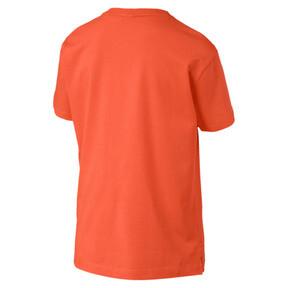 Miniatura 4 de Camiseta Classics con logotipo para mujer, Nasturtium, mediano