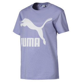 T-shirt à logo Classics, femme