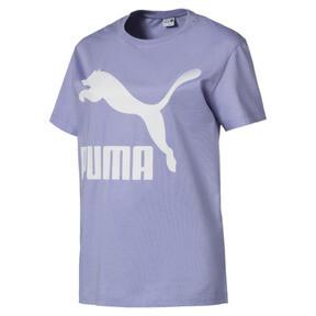 Miniatura 1 de Camiseta Classics con logotipo para mujer, Sweet Lavender, mediano
