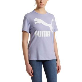 Miniatura 2 de Camiseta Classics con logotipo para mujer, Sweet Lavender, mediano