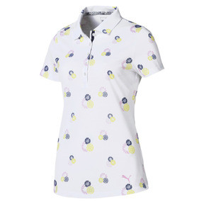 Blossom Women's Golf Polo