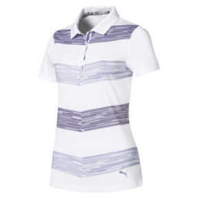 Thumbnail 4 of Race Day Women's Golf Polo, Sweet Lavender, medium