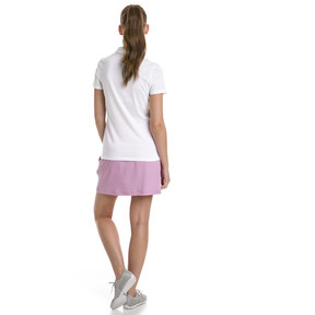 Thumbnail 2 of Race Day Women's Golf Polo, Sweet Lavender, medium