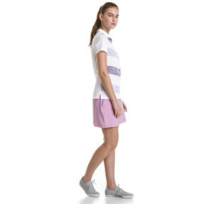 Thumbnail 3 of Race Day Women's Golf Polo, Sweet Lavender, medium
