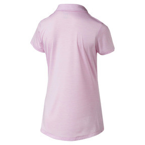 Thumbnail 5 of Polo de golf Super Soft pour femme, Pale Pink Heather, medium