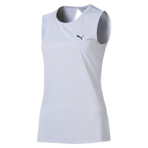 Sleeveless Tech Women's Golf Tee