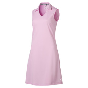 Thumbnail 1 of Fair Days and Fairways Damen Golf Kleid, Pale Pink, medium