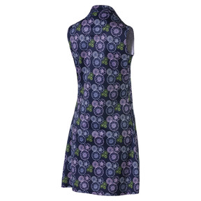Thumbnail 5 of Fair Days and Fairways Women's Golf Dress, peacoat-Floral, medium