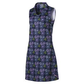 Thumbnail 4 of Fair Days and Fairways Women's Golf Dress, peacoat-Floral, medium