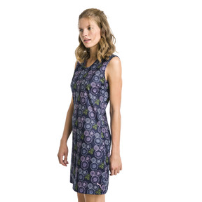 Thumbnail 1 of Fair Days and Fairways Women's Golf Dress, peacoat-Floral, medium