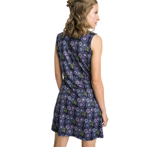 Thumbnail 2 of Fair Days and Fairways Women's Golf Dress, peacoat-Floral, medium