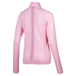 Thumbnail 2 of Blouson de golf Vented pour femme, Pale Pink Heather, medium